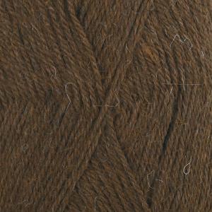 601 - mørk brun