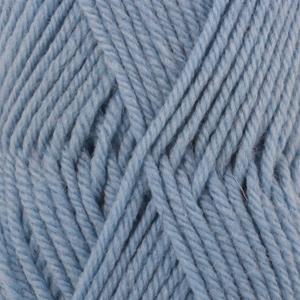 30 - Lys jeansblå