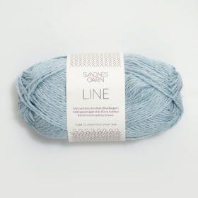 5930 Lys Blå