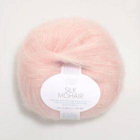 3511 - Pudder rosa