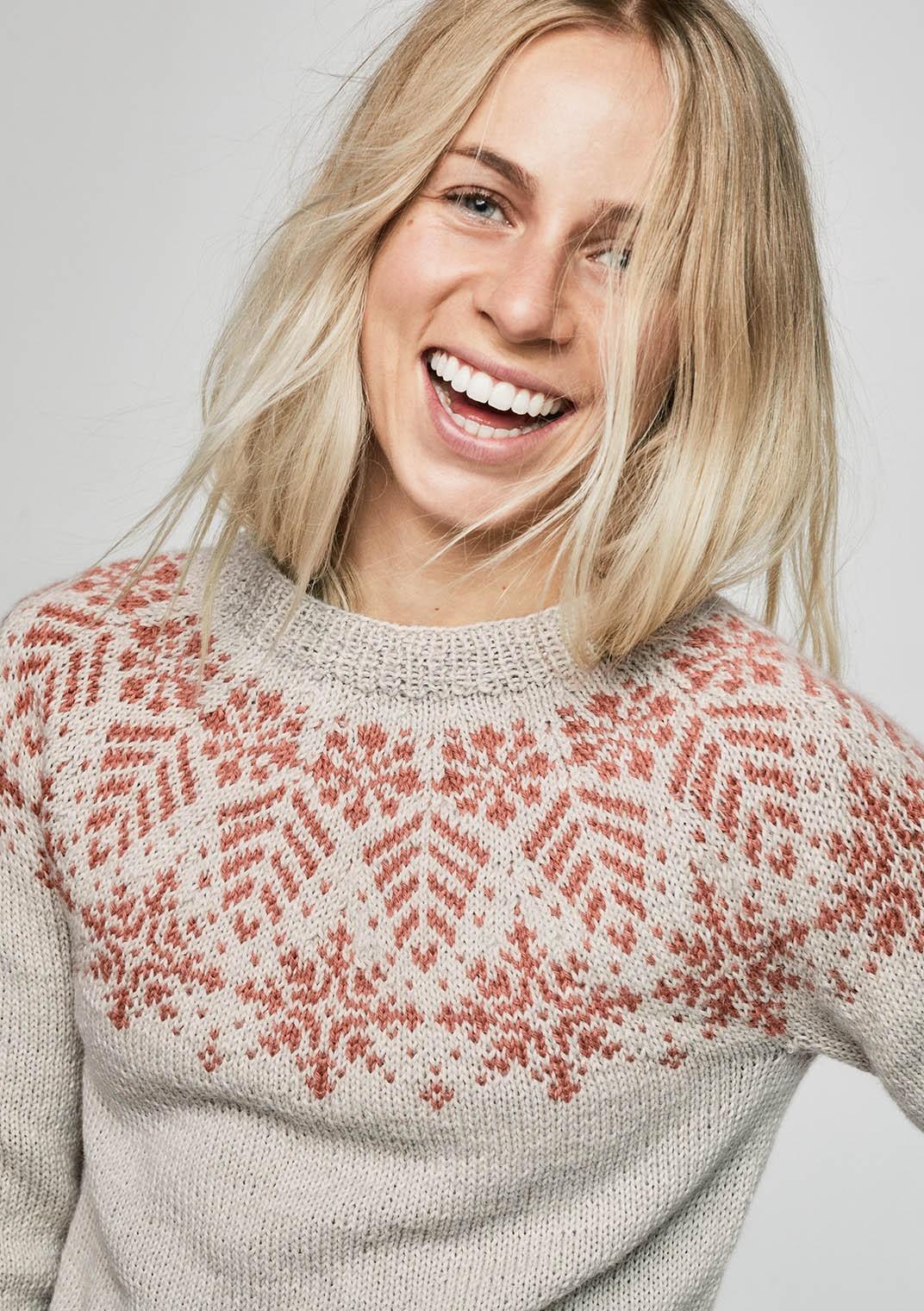 Tirilgenser (kun oppskrift) | Mønster strikking genser