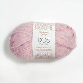 4611 Tweed Lys rosa