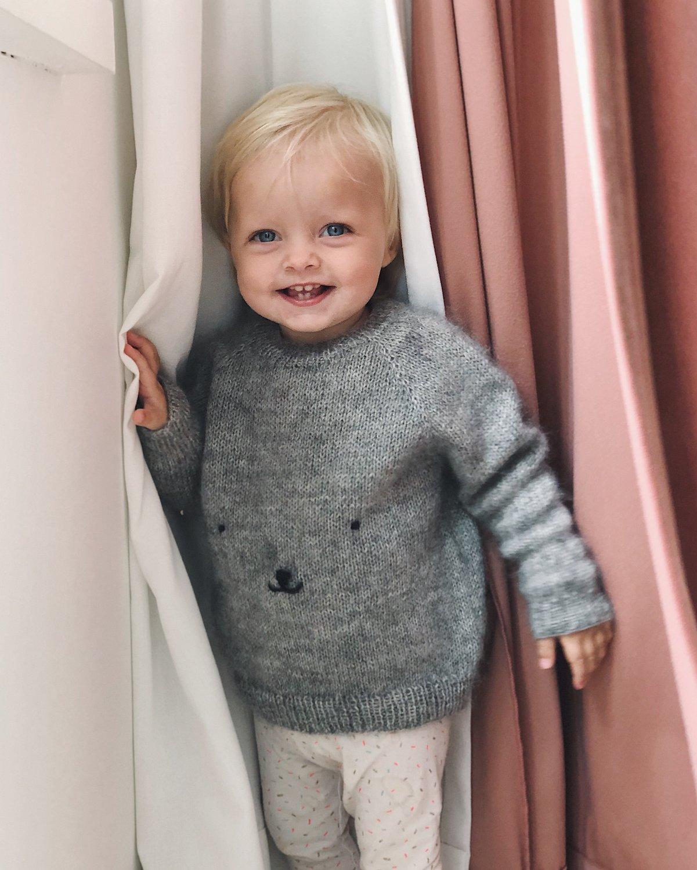 Bamsesweater • Kremmerloftet