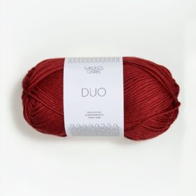 4236 Dyp rød