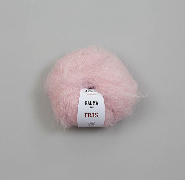 43 Lys rosa