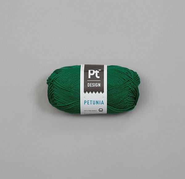 215 Mørk Grønn